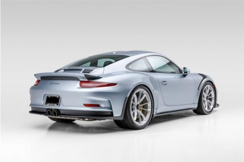 Jerry Seinfeld-Owned Porsche 911 GT3 RS Is up for Grabs