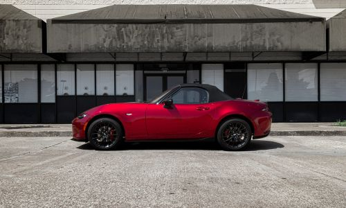 The most innovative thing about Mazda's iconic Miata sports car is how it never truly changes