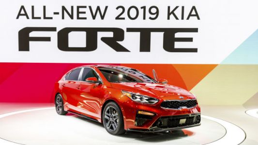 The 2019 Kia Forte Isn't Any More Powerful But At Least It's Hot Now
