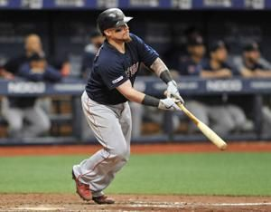 Red Sox beat AL East-leading Rays 4-3 in 11 to finish sweep