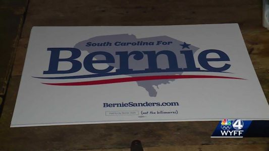 Bernie Sanders supporters energized by senator's rising support in SC