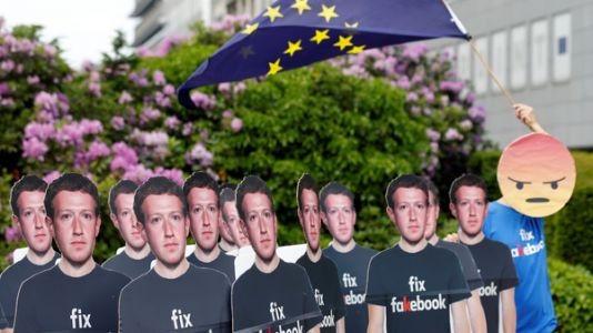 'Are You Telling The Truth?' European Parliament Questions Mark Zuckerberg