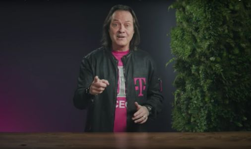WeWork is reportedly talking with T-Mobile's famously eccentric boss John Legere about taking over as CEO