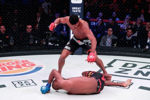 Michael 'Venom' Page is one win away from challenging the 'dangerous' Bellator champion Douglas Lima, and is confident he'll win