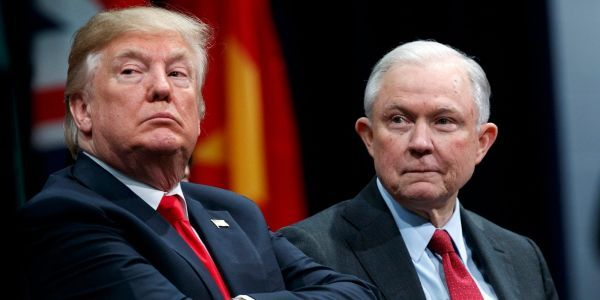 'Your personal feelings don't dictate who Alabama picks as their Senator': former Attorney General Jeff Sessions lashes out at Trump after he endorsed Sessions' political opponent
