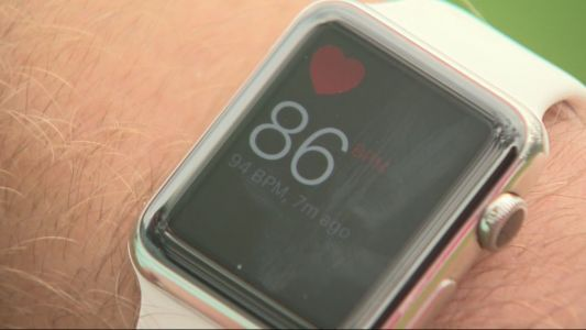Apple Watch app could save your life by detecting irregular heartbeat, study says