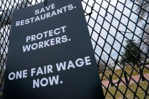 Activists Say Minimum Wage Hike 'Can't Be A Dream Deferred,' Demand Biden-Harris Deliver On Campaign Promise