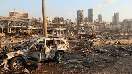Ticking time bomb? Explosive stash that devastated Beirut was there since 2014, PM says vowing to punish responsible