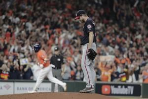 It's champs vs. cheaters as Nats and Astros meet Saturday