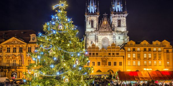 Find Holiday Cheer at Europe's Classic Christmas Markets