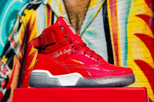 Ewing Celebrates 20th Anniversary of Big Pun's 'Yeeeah Baby' With Special 33 Hi Sneaker