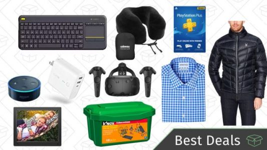 Monday's Best Deals: Logitech Gold Box, Travel Accessories, Amazon Devices, and More