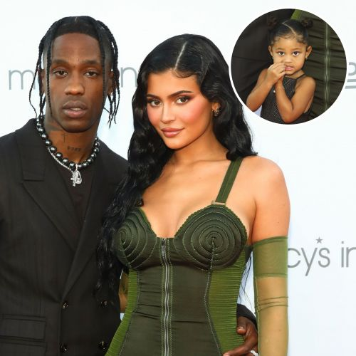 Kylie Jenner and Travis Scott Seemingly Confirm They're Back Together in NYC: 'Wifey, I Love You'