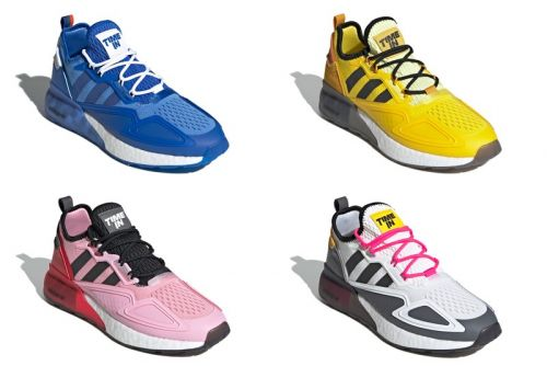 """Ninja and adidas' New ZX 2K BOOST Collection Encourages You to """"Never Settle"""""""