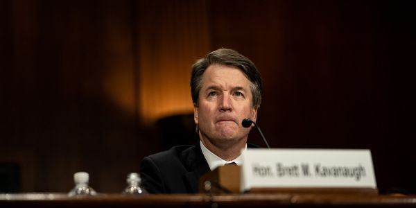 The American Bar Association is re-evaluating Supreme Court nominee Brett Kavanaugh's 'well-qualified' rating ahead of the Senate vote to confirm him