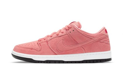 """Official Images of the Nike SB Dunk Low """"Pink Pig"""""""