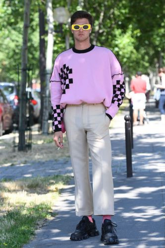 Every Impeccable Street Style Look from Paris Fashion Week Men's Spring/Summer 2020