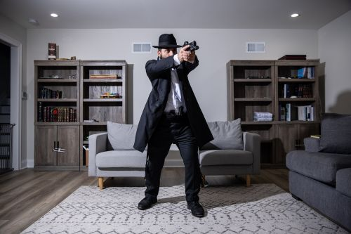 It's a schtick up! NJ rabbi designs concealed-carry coat for Shabbat
