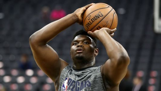 What channel is Zion Williamson's debut on tonight? Time, TV schedule for Pelicans vs. Spurs