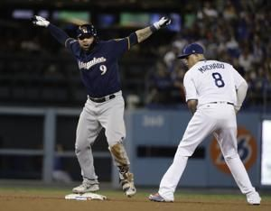 Power outage: Brewers' bats struggle in 13-inning loss