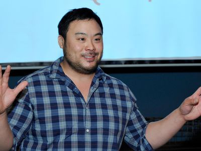 David Chang Teams Up With Netflix for New Series 'Ugly Delicious'