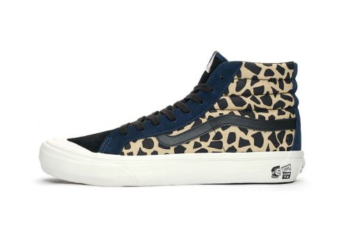 Taka Hayashi & Vans Join Forces for the TH Style 138 LX Animal Pack