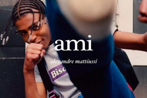 AMI Unveils Colorful Campaign for Fall/Winter 2017