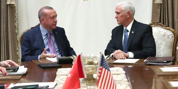 Trump's 'great for everybody' ceasefire deal in Syria gives Turkey everything it wants in exchange for virtually nothing