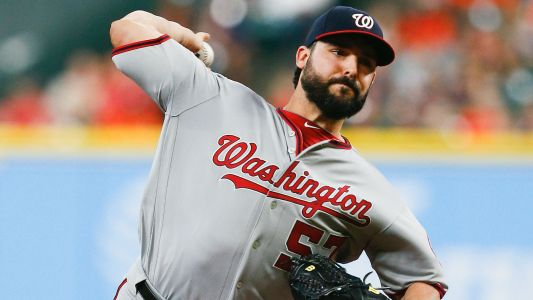 MLB hot stove: Reds acquire starter Tanner Roark from Nationals
