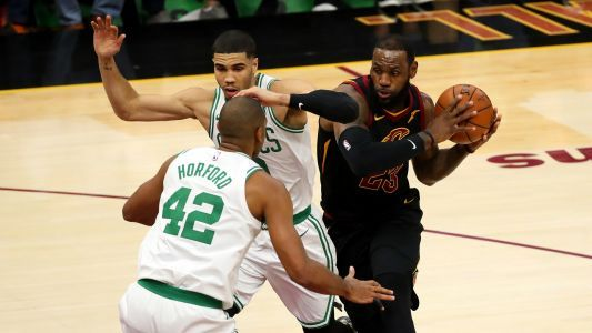 NBA playoffs wrap 2018: LeBron James saves Cavaliers from elimination