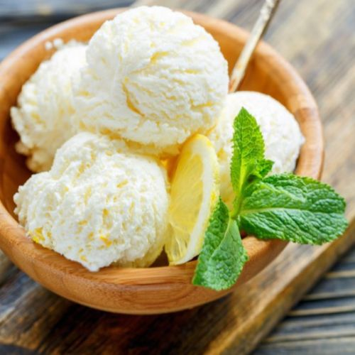 Lemon Sorbet | Zingy Lemon Love |