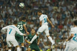 Madrid stunned by Betis at home, loses ground to Barcelona