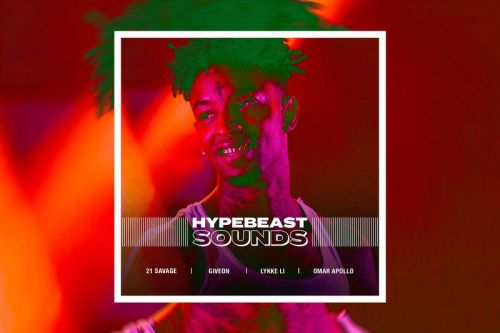 This Week in HYPEBEAST SOUNDS: 21 Savage, Giveon, Lykke Li, Omar Apollo & More