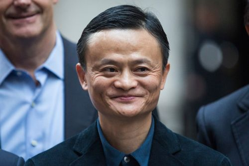 Alibaba's Jack Ma Sells Shares for $8.2 Billion USD