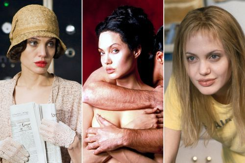 The highs - and astonishing lows - of Angelina Jolie's film career