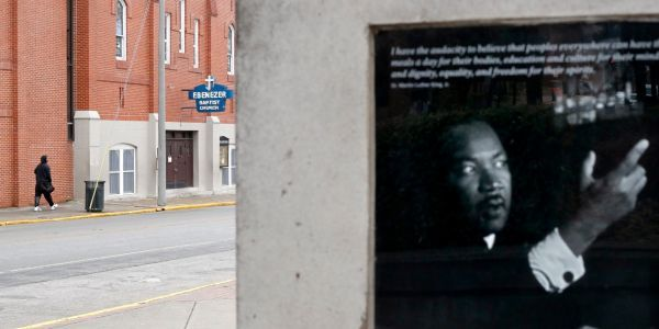 The Martin Luther King Jr. historical site was set to be closed during the holiday due to the government shutdown, but Delta granted $83,500 to re-open it