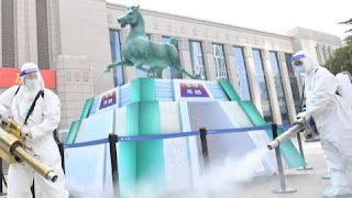 China's Gansu reports 6 new confirmed COVID-19 cases, suspending tourism