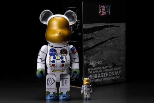 Medicom Toy Has Just Released a Number of New BE RBRICKs