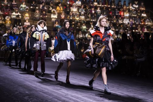 Louis Vuitton: Ready-to-wear AW20