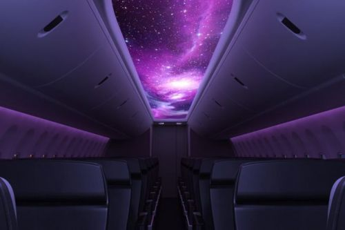 Reach for the Stars: the Importance Aircraft Lighting