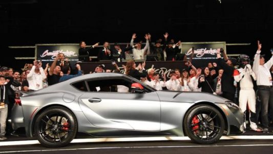 The First MkV Toyota Supra Just Sold For $2.1 Million, and Everybody is Freaking Out