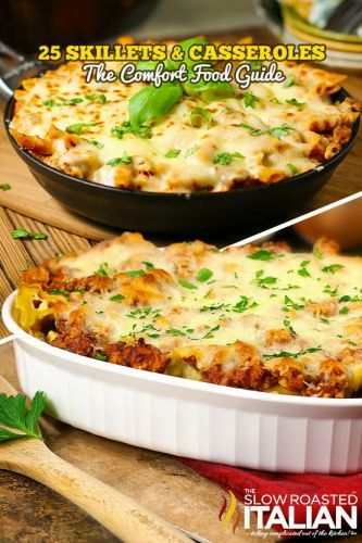 Best Ever Skillets and Casseroles