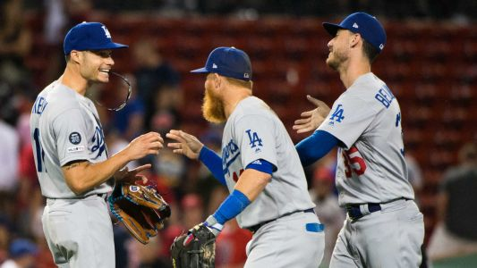 Dodgers-Red Sox marathon: 5 crazy numbers from Sunday night's marathon