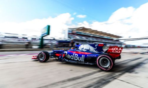 Toro Rosso's Austin F1 Grid Penalties Are Enough To Make Your Brain Hurt