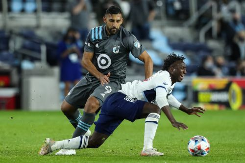 United Beat Whitecaps 1-0 Behind Ábila's First MLS Goal