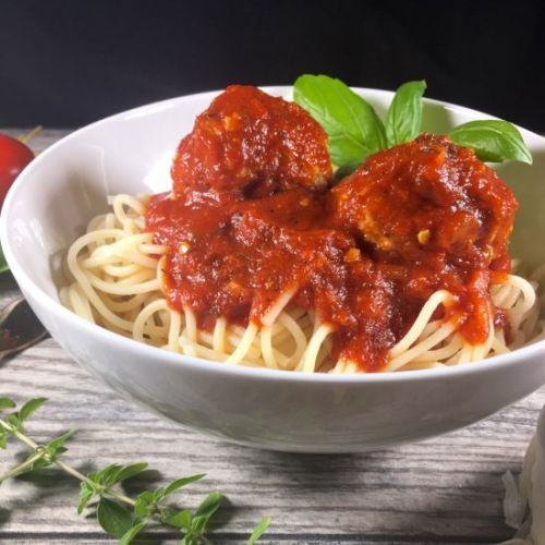 Gluten-Free Turkey Meatballs