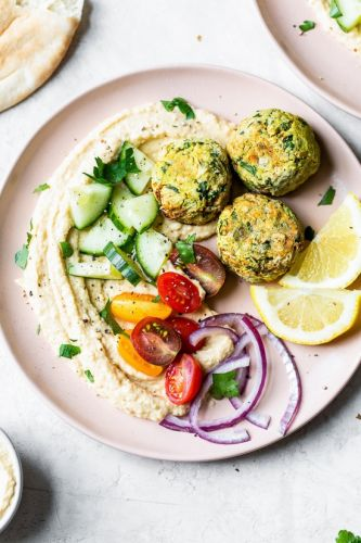 Air Fryer Falafel
