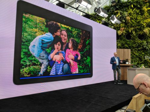 Skype will finally make Echo Show video calls worthwhile