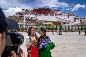 Tourism in thriving in Tibet, but remains a challenge