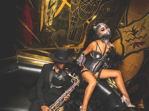 Get Hot And Steamy At Faena Theater's Latest Show,